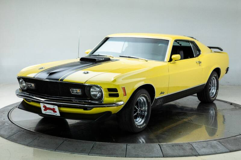 1970 Ford Mustang for sale at Duffy's Classic Cars in Cedar Rapids IA