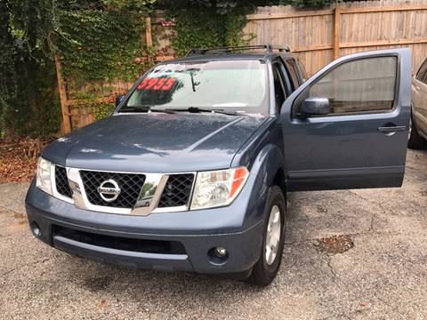 2006 Nissan Pathfinder for sale in Greenwood, IN