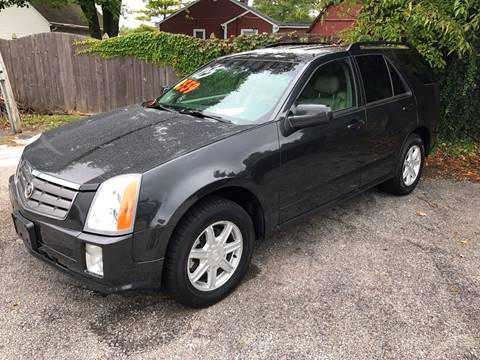 2005 Cadillac SRX for sale in Greenwood, IN