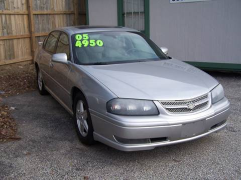 2005 Chevrolet Impala for sale in Greenwood, IN
