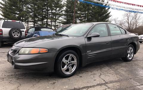 2002 Pontiac Bonneville for sale in Cambridge, OH