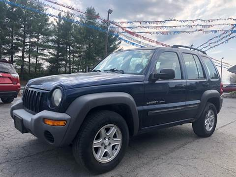 2003 Jeep Liberty for sale in Cambridge, OH