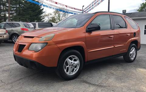 2005 Pontiac Aztek for sale in Cambridge, OH