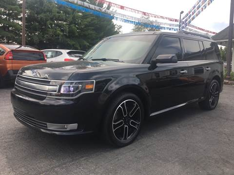 2013 Ford Flex for sale in Cambridge, OH
