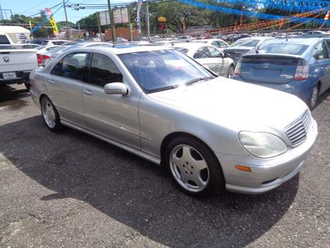 2000 Mercedes-Benz S-Class for sale in Tampa, FL