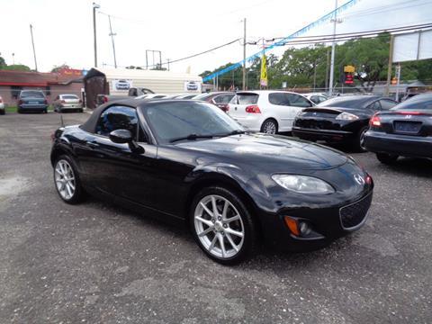 2010 Mazda MX-5 Miata for sale in Tampa, FL