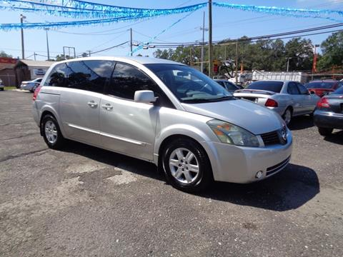 2004 Nissan Quest for sale in Tampa, FL