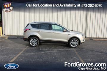 2017 Ford Escape for sale in Jackson, MO
