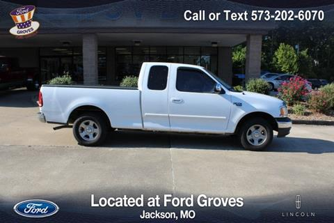 2002 Ford F-150 for sale in Jackson, MO