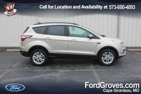 2018 Ford Escape for sale in Jackson, MO