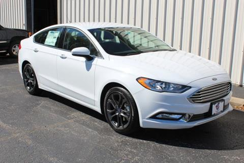 2018 Ford Fusion for sale in Jackson, MO