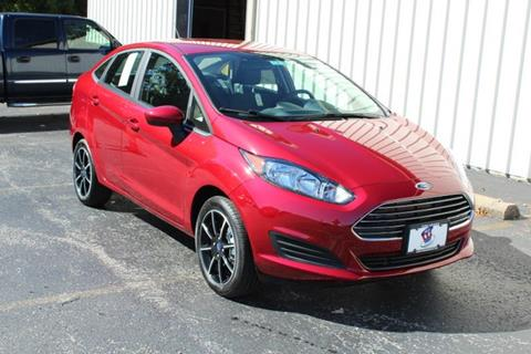 2017 Ford Fiesta for sale in Jackson, MO