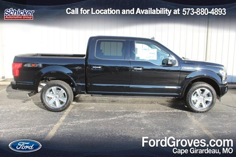 Ford Groves Jackson Mo >> 2018 Ford F-150 PICKUP In Jackson MO - JACKSON FORD GROVES