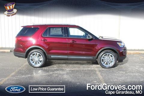 Jackson Ford Groves Jackson Mo Inventory Listings