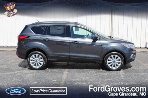 Jackson Ford Groves Car Dealer In Jackson Mo