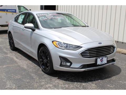 2019 Ford Fusion for sale in Jackson, MO