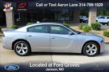 2015 Dodge Charger for sale in Jackson, MO