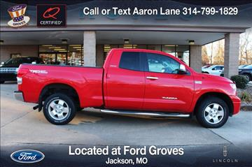2008 Toyota Tundra for sale in Jackson, MO