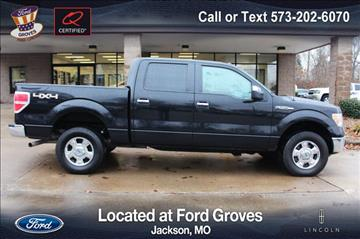 2013 Ford F-150 for sale in Jackson, MO