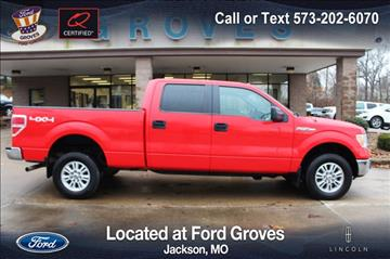 2014 Ford F-150 for sale in Jackson, MO