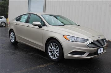 2017 Ford Fusion for sale in Jackson, MO