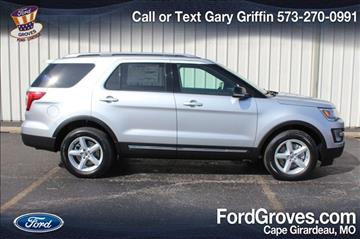 2017 Ford Explorer for sale in Jackson, MO