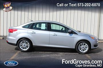 2017 Ford Focus for sale in Jackson, MO