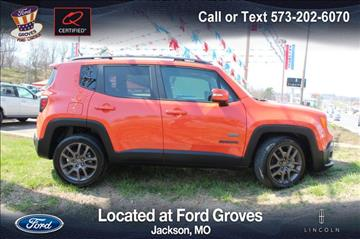 2016 Jeep Renegade for sale in Jackson, MO
