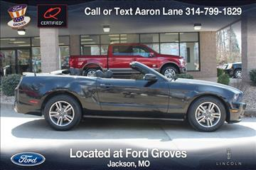 2013 Ford Mustang for sale in Jackson, MO