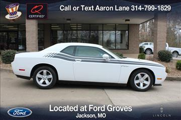 2013 Dodge Challenger for sale in Jackson, MO