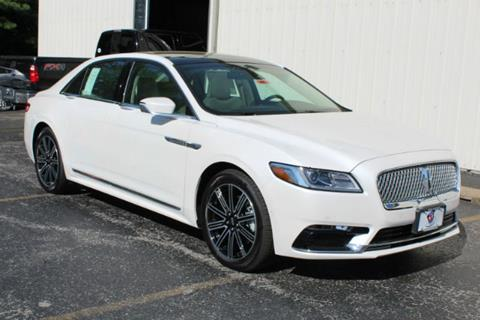2017 Lincoln Continental for sale in Jackson, MO