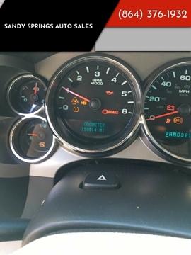 2008 Chevrolet Silverado 1500 for sale in Pendleton, SC