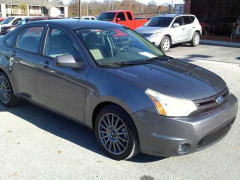 Ford focus for sale in boaz al for Young motors boaz al