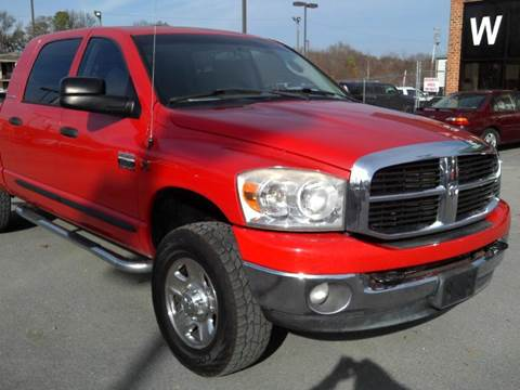 Used dodge trucks for sale in boaz al for Young motors boaz al
