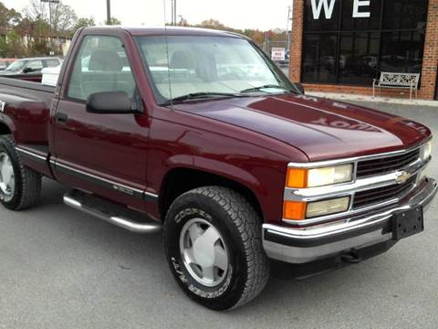 Chevrolet c k 1500 series for sale in alabama for Young motors boaz al