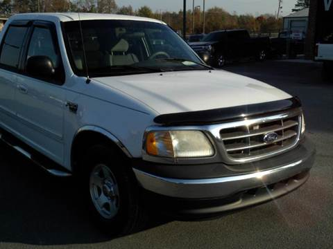 Ford trucks for sale in boaz al for Young motors boaz al