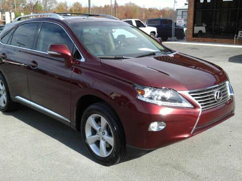 2014 lexus rx 350 for sale in alabama for Young motors boaz al