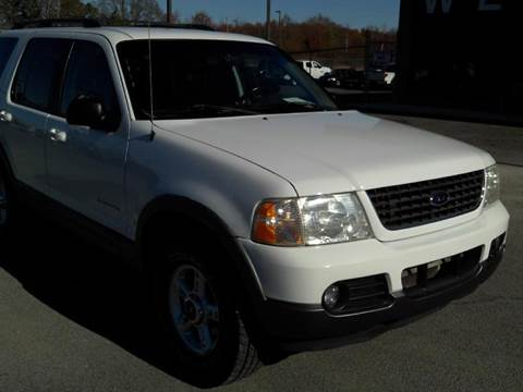 Used 2002 ford explorer for sale in alabama for Young motors boaz al