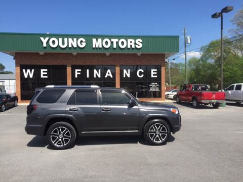 Used toyota for sale in boaz al for Young motors boaz al