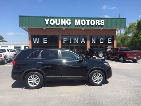 2014 Kia Sorento for sale in Boaz, AL