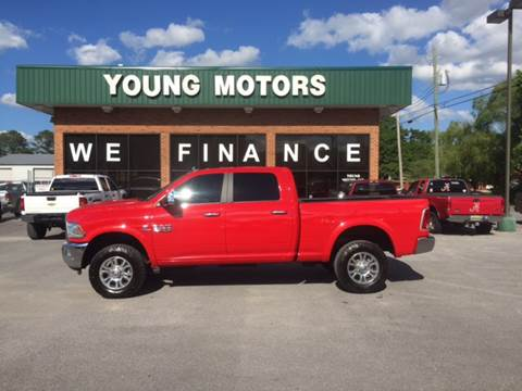 Best used trucks for sale in boaz al for Young motors boaz al
