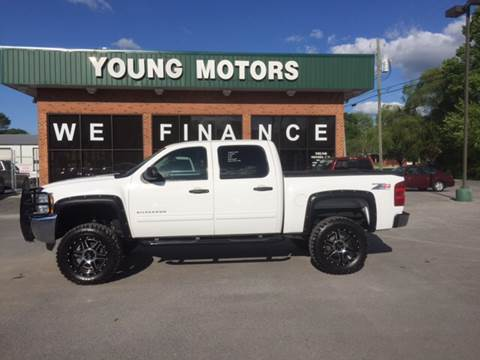 Chevrolet silverado 1500 for sale in boaz al for Young motors boaz al