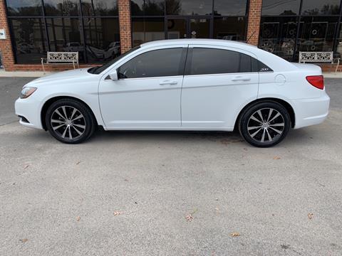 2013 Chrysler 200 for sale in Boaz, AL