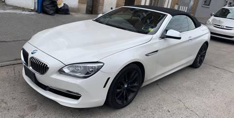 2012 BMW 6 Series for sale in Yonkers, NY