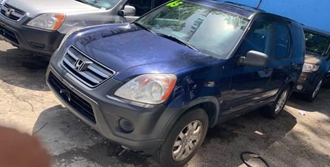 2005 Honda CR-V for sale in Yonkers, NY