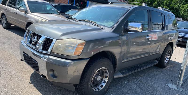 2004 Nissan Armada LE 4WD 4dr SUV In Yonkers NY - RM