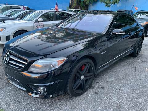 2008 Mercedes-Benz CL-Class for sale in Yonkers, NY