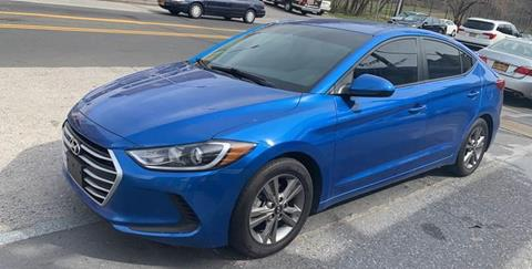2017 Hyundai Elantra for sale in Yonkers, NY