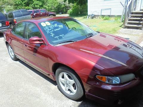 2000 Pontiac Grand Prix for sale in Cream Ridge, NJ