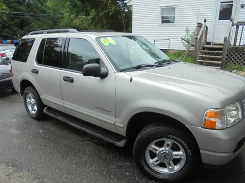2004 Ford Explorer for sale in Cream Ridge, NJ